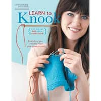 Learn To Knook - Leisure Arts