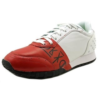 Onitsuka Tiger by Asics Colorado Eighty-Five Men Leather White Fashion Sneakers