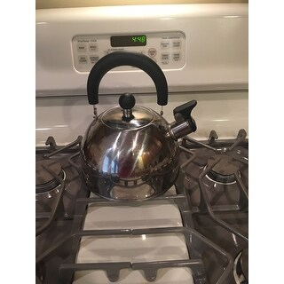 A La Cuisine- Stainless Steel Whistling Kettle 2.5 L - 7.5x7.5