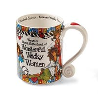 Wonderful Wacky Women Coffee Mug - Suzy Toronto Design