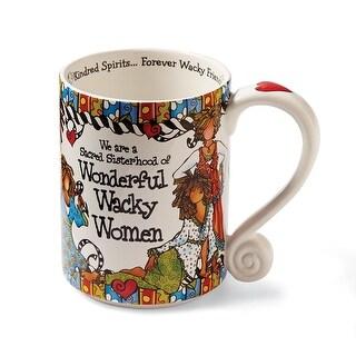 Wonderful Wacky Women Coffee Mug - Suzy Toronto Design