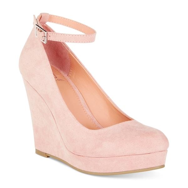 Material Girl Vivie Wedge Pumps Shoes