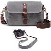 ONA Bowery Camera Messenger Bag & Presidio Camera Strap Bundle