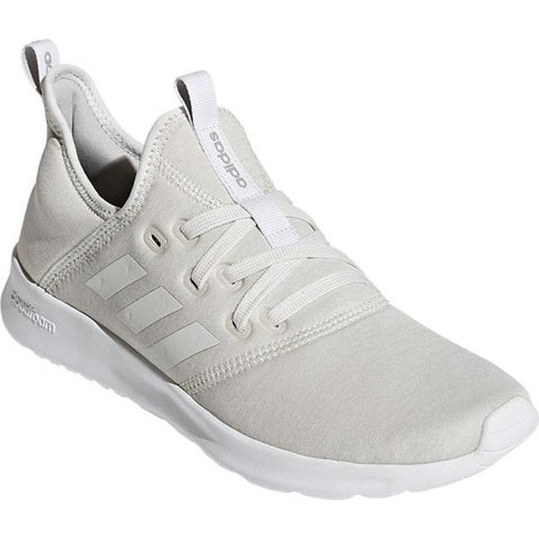 purchase cheap 49f48 f68d9 adidas Womenx27s Cloudfoam Pure Sneaker Crystal White S16Crystal White  S16