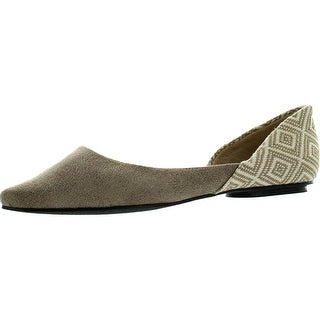 Very Volatile Womens Belina Ballet Flats Shoes