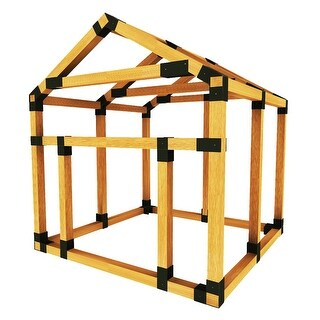 Build Your Own E-Z Frame 38x38 Dog or Pet House Kit