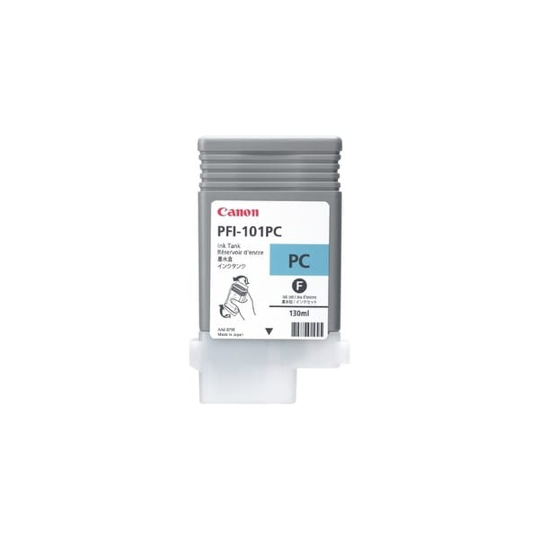 Canon LUCIA PFI-101 PC Ink Tank Canon Photo Cyan Ink Tank FOR 5000/6000S