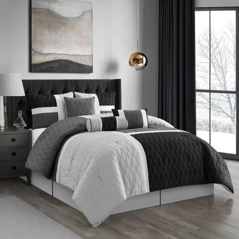 Grand Avenue Blake 7 Piece Comforter Set
