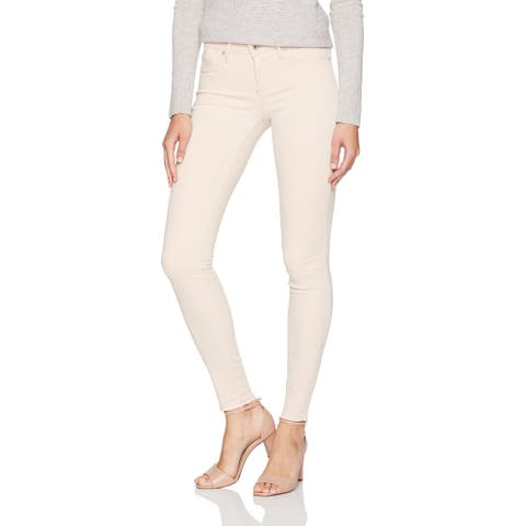 Jessica Simpson Pink Size 31x30 Junior Soft Sculpt Ankle Skinny Pants
