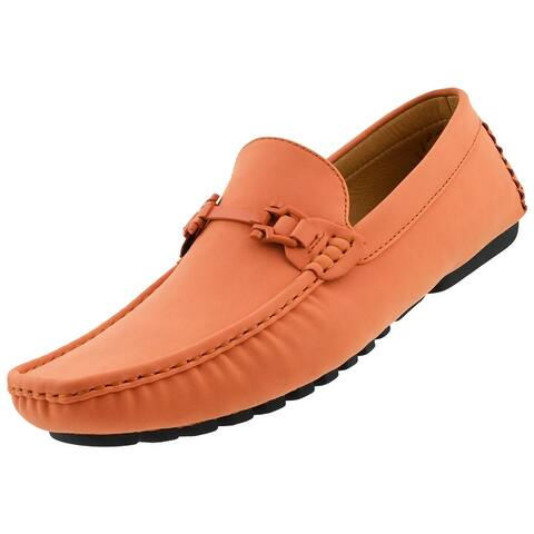Amali Danny - Men's Driving Shoes, Moccasins, Loafers, Slip-On