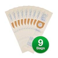 Replacement Vacuum Bag for Hoover 4010100A Vacuum Bag 3pk - Paper Type 3 Bags/pk