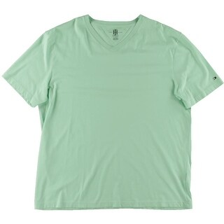 Tommy Hilfiger Mens Elmira Cotton Monogram T-Shirt