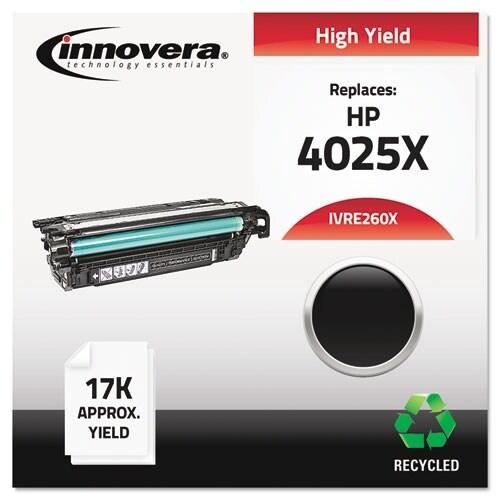 Innovera Remanufactured High Yield Toner Cartridge E260X Remanufactured Toner