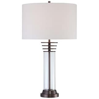 "Kovacs P1609-281 1 Light 27.75"" Height Table Lamp from the Portables Collection"