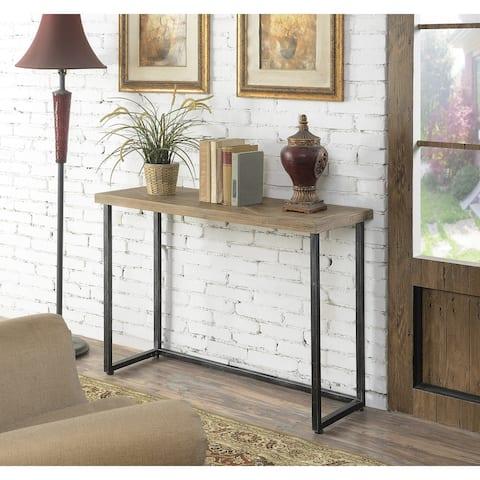 Carbon Loft McAllen Parquet Console Table