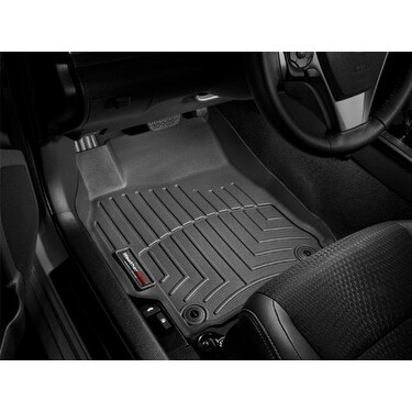 WeatherTech Custom Fit Front FloorLiner for Chevrolet Impala - Black