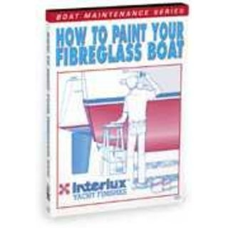 How to Paint Your Fiberglass Boat [DVD]