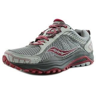 Saucony Grid Excursion TR9   Round Toe Synthetic  Running Shoe