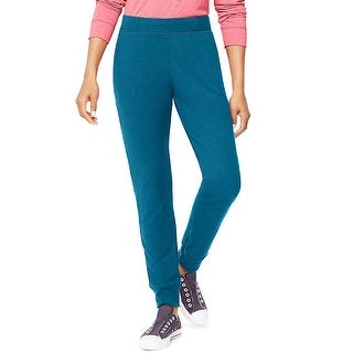 Hanes Women's Fashion French Terry Jogger - L
