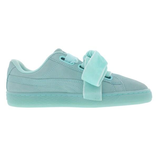Shop Puma Suede Heart Reset Wn'S Women's Shoes Free