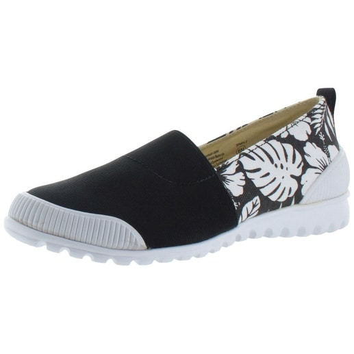Cougar Sparkle Women's Slip On Canvas Sneakers Shoes