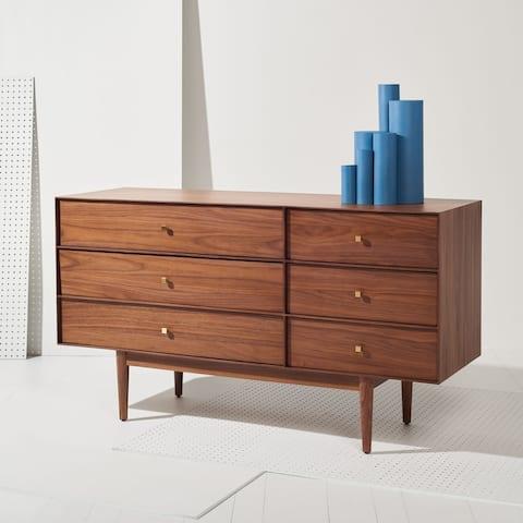 SAFAVIEH Couture Ever 6 Drawer Dresser