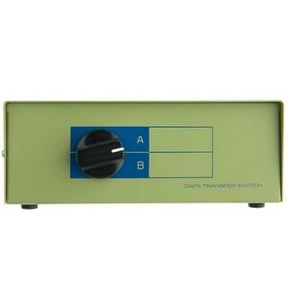 Offex AB 2 Way Switch Box, BNC Female