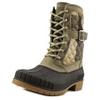 Kamik Sienna   Round Toe Synthetic  Snow Boot