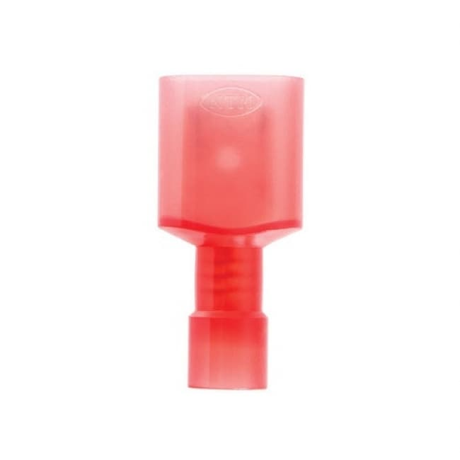 Jandorf 60941 Insulated Male Terminal Disconnect, 22-18 AWG