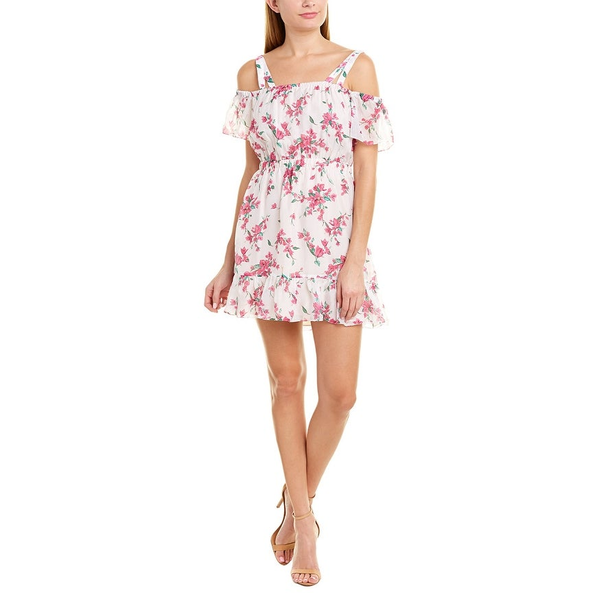 Shop Rachel Zoe Aphrodite Silk Blend Sundress On Sale