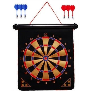 15 Inch Magnetic Dart Board