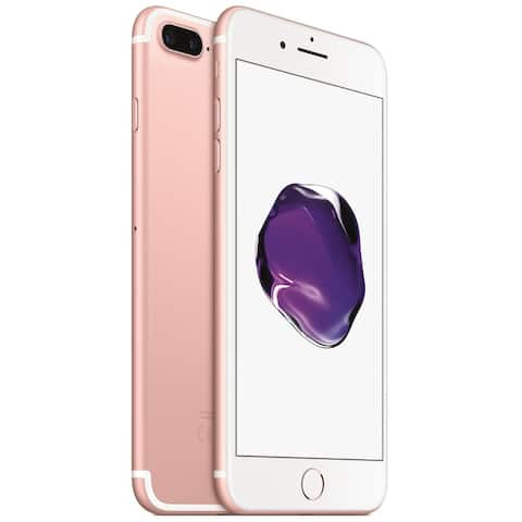 Apple iPhone 7 Plus 32gb Rose Gold Unlocked Refurbished - rose gold