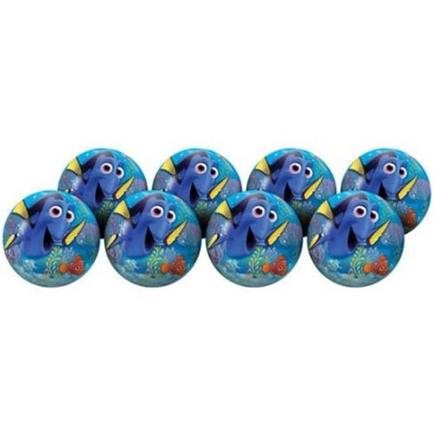 Hedstrom 54-84384-8P 10 in. Finding Dory Playball Party Pack
