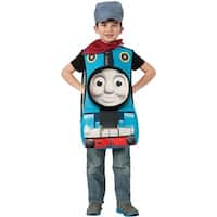 Rubies Deluxe Thomas Toddler/Child Costume - Blue