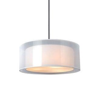 Bromi Design B5503 Phoenix 2 Light Drum Pendant