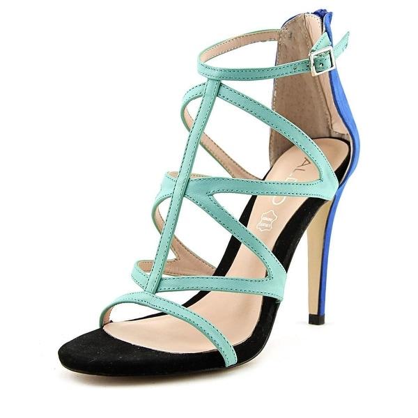 Aldo Sevelalla Women Light Green Sandals
