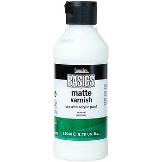 Liquitex Basics Matte Varnish 250Ml-