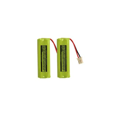 Replacement Battery For VTech DS6421-3 / DS6472 Cordless Phones - BT283482 (500mAh, 2.4v, NiMH) - 2 Pack
