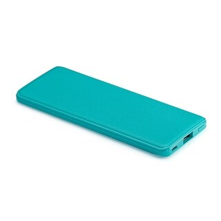 TechComm E50 5,000mAh Ultra Thin Portable Charger/Power Bank (Option: Yellow - USB)