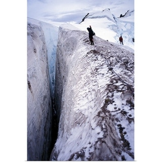 """""""Mountaineering"""" Poster Print"""