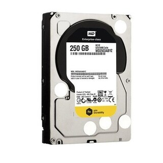 "Western Wd2503abyz Wd 250Gb Re Datacenter 7200 Rpm Sata Iii 3.5"" Internal Hdd"