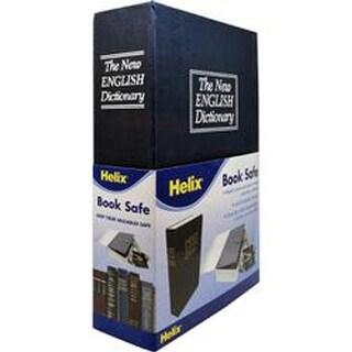 Blue - Hardback Dictionary Book Safe