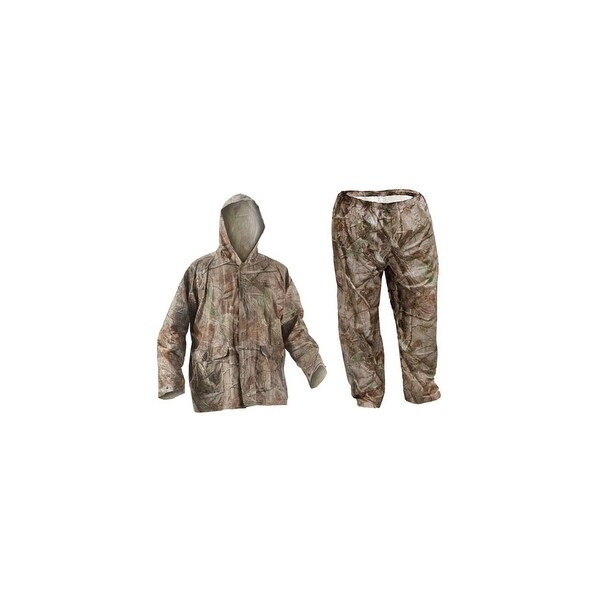 Coleman Camo PVC Suit - 2XL PVC Camo Suit