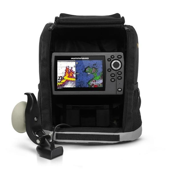 Humminbird Helix 5 Chirp GPS G2 5 color TFT PT Portable Fishfinder 410260-1