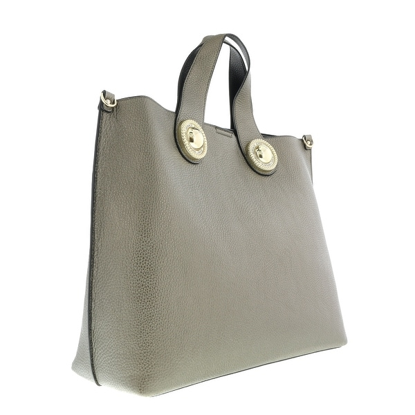 9ba5c0a26a ... info for 437ea ea050 Versace EE1VOBBD6 EM92 Bronze ShopperTote bag -  18-13-5.5 ...