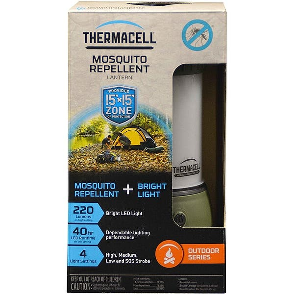 Shop Thermacell Mosquito Repellent Pest Control Outdoor And