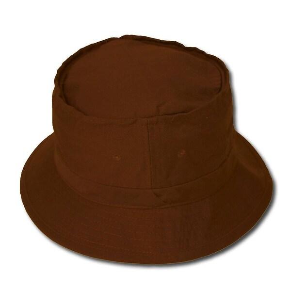 Shop TopHeadwear Blank Bucket Hat 1bf68f409a6