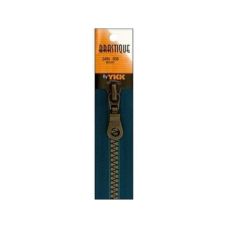 "YKK Brastique Separating Zipper 24"" Melody"