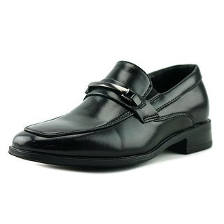 Stacy Adams Radley Kids Square Toe Synthetic Loafer