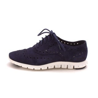 Cole Haan Womens Kiransam Low Top Lace Up Fashion Sneakers